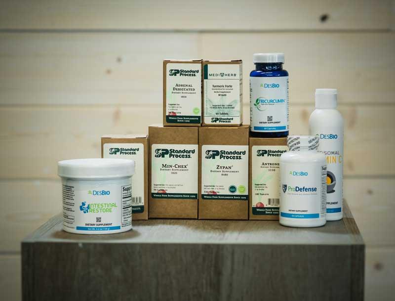 holistic supplements
