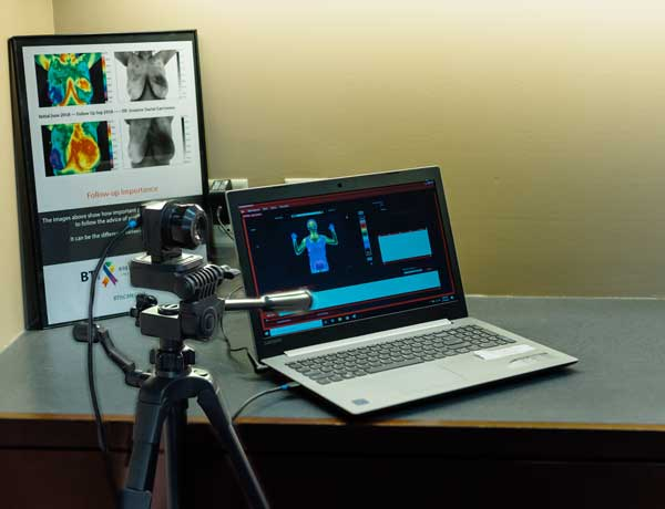 thermography testing equipment